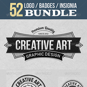 Logo badge insignia bundle 6574828 icon