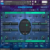 Sample logic cinemorphx kontakt icon
