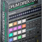 The loop loft drum direktor cinematik boxshot icon