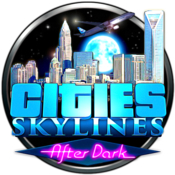 Cities skylines after dark icon