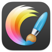 Pro paint 100 paint brushes for creative art icon