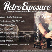 Retro exposure lightroom presets 735149 icon