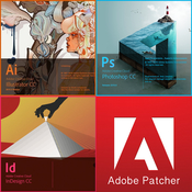 Adobe cc 2015 photoshop ilustrator indesign patch icon