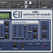 Rhythmic robot audio emulator ii omi universe of sounds vol 2 icon