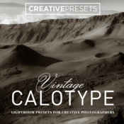 Vintage calotype lightroom presets 893995 icon
