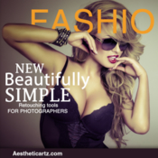 Fashion editorial lightroom presets 299061 icon