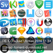 Os x cracked utilities 2016 11 18 icon