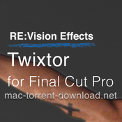 Re visionfx twixtor pro for fcpx icon