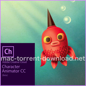 Adobe character animator cc 2017 icon