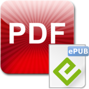 Aiseesoft mac pdf to epub converter icon