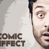 Comic effect photoshop actions 1040503 icon