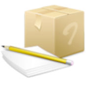 Inventoria plus business inventory management and stock control icon