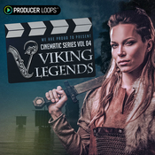 Producer loops cinematic series vol 4 viking legends icon