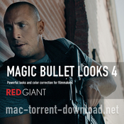 Red giant magic bullet looks 4 icon