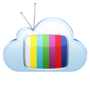 Cloudtv international tv on your desktop icon