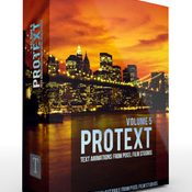 Pixel film studios protext volume 5 for fcpx icon