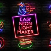 Videohive easy neon lights maker 14350769 icon