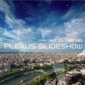 Videohive plexus slideshow 4k after effects project 18839900 icon