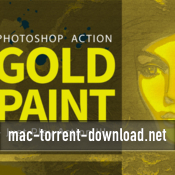 Creative market gold paint photo effect 1256404 icon