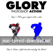 Glory photoshop action 19499825 icon
