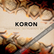Impact soundworks koron traditional instruments of iran icon