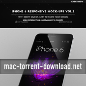 Iphone 6 premium photorealistic responsive mockups 12497748 icon