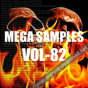 Mega samples vol 82 icon