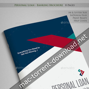 Personal loan banking brochure 8 pages 13001947 plantillas indd icon
