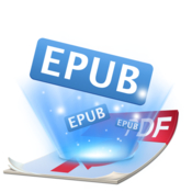 Wondershare pdf to epub converter icon