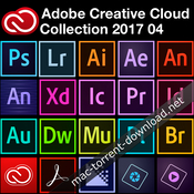 Adobe creative cloud collection 2017 04 icon