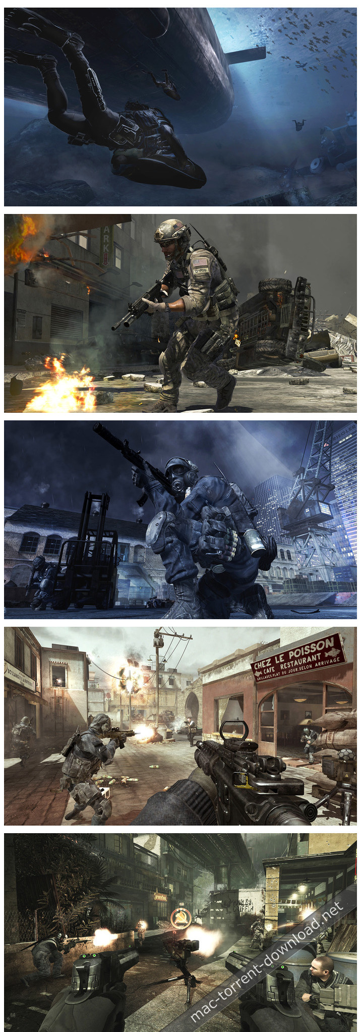 Call of Duty Modern Warfare 2 1 2 211 Free Download | Mac