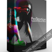 Pixel film studios prostortion professional distortion effects for fcpx icon