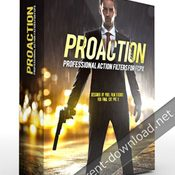 Pixel film studios proaction professional action filters for fcpx icon