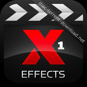 Xeffects tech transitions for fcpx icon