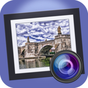 Simply hdr extend the range of dynamic light and detail in your photos icon