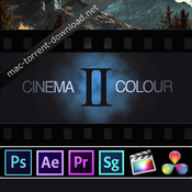 Rocket rooster cinema ii luts icon