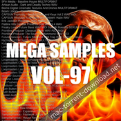 Mega samples vol 97 icon