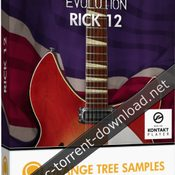 Orange tree samples evolution rick 12 icon