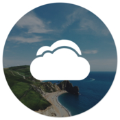 Outside displays accurate weather information icon