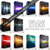 Pixel film studios proteaser vol 110 icon