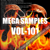 Mega samples vol 101 icon