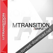 Motionvfx mtransition simple pack icon
