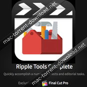 Ripple tools complete icon