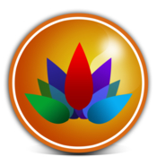 Chill relax fireplace fire candle hd video icon