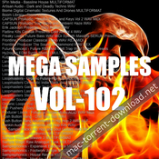 Mega samples vol 102 icon