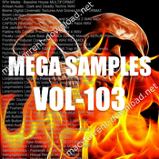 Mega samples vol 103 icon