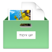Tidy up 5 icon