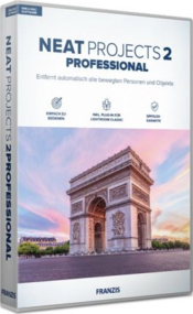 Franzis neat projects professional 2 icon