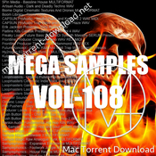 MEGA SAMPLES VOL-108 Free Download | Mac Torrent Download