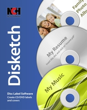 Nch disketch plus icon